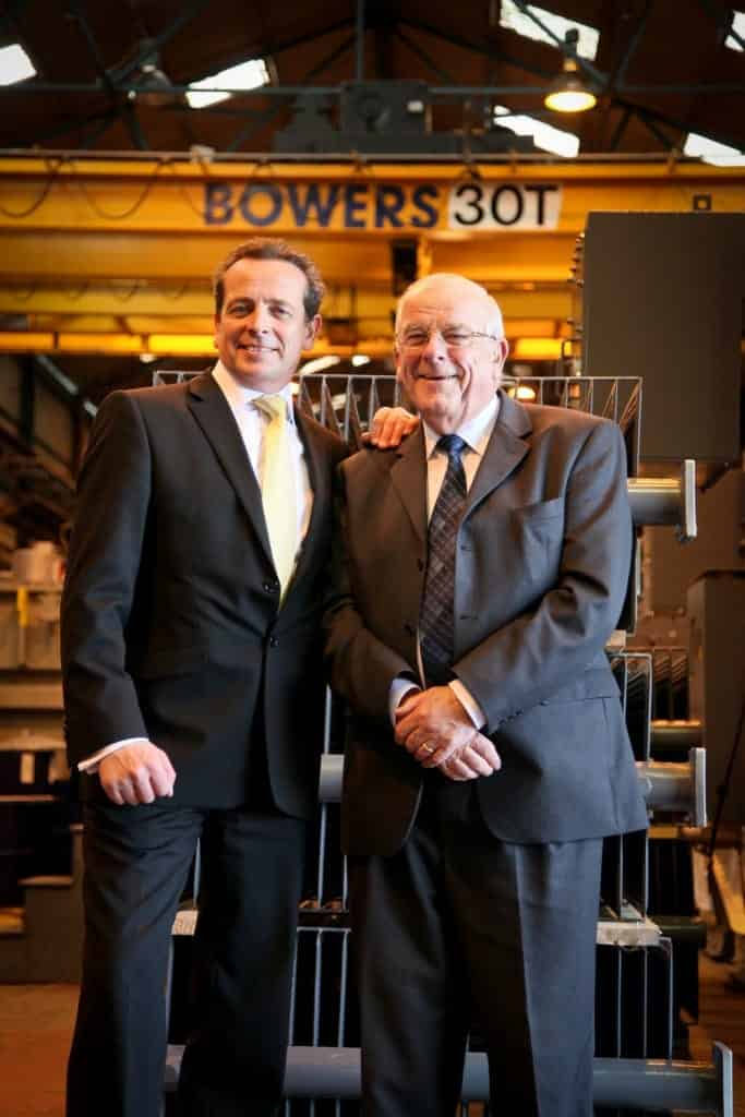 David & Michael Bowers of Bowers Electricals